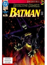 Комикс 1993-06 Batman Detective Comics 662