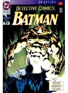 Комикс 1993-09 Batman Detective Comics 666