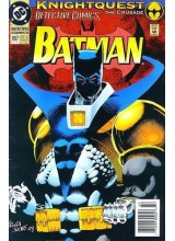 Комикс 1993-10 Batman Detective Comics 667