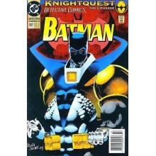 Комикс 1993-10 Batman Detective Comics 667