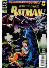 Комикс 1994-02 Batman Detective Comics 671