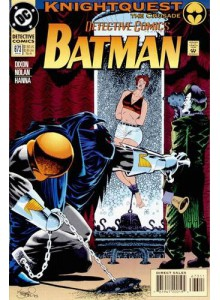 Комикс 1994-04 Batman Detective Comics 673