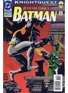 Комикс 1994-05 Batman Detective Comics 674