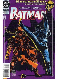 Комикс 1994-07 Batman Detective Comics 676