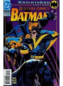 Комикс 1994-08 Batman Detective Comics 677