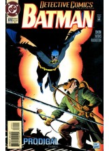 Комикс 1994-11 Batman Detective Comics 679