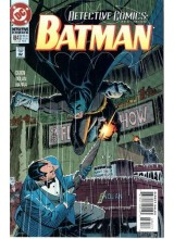 Комикс 1995-04 Batman Detective Comics 684