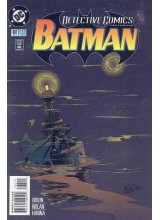 Комикс 1995-07 Batman Detective Comics 687