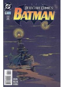 Комикс 1995-07 Batman Detective Comics 687