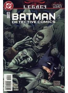 Комикс 1996-10 Batman Detective Comics 702