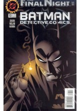 Комикс 1996-11 Batman Detective Comics 703