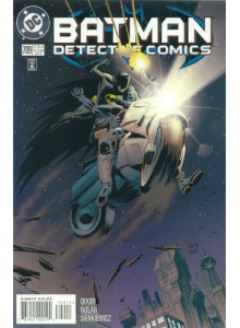 Комикс 1997-05 Batman Detective Comics 709