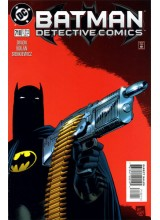 Комикс 1997-06 Batman Detective Comics 710