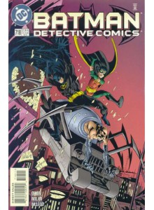 Комикс 1998-02 Batman Detective Comics 718
