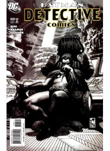 Комикс 2007-04 Batman Detective Comics 828