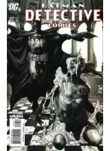 Комикс 2007-05 Batman Detective Comics 829