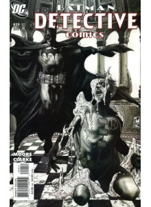 Комикс 2007-05 Batman Detective Comics 830