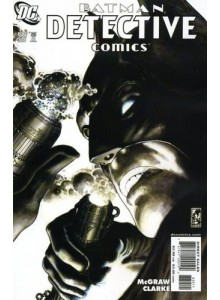 Комикс 2007-07 Batman Detective Comics 832