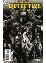Комикс 2007-09 Batman Detective Comics 834