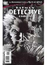 Комикс 2008-01 Batman Detective Comics 838