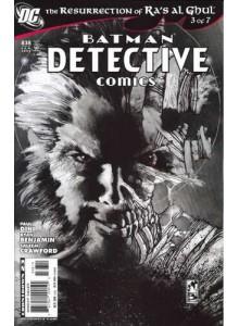Комикс 2008-01 Batman Detective Comics 838