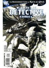 Комикс 2008-02 Batman Detective Comics 839