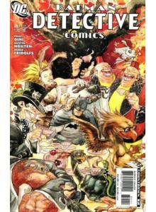 Комикс 2008-04 Batman Detective Comics 841