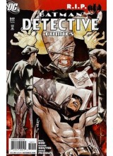 Комикс 2008-12 Batman Detective Comics 849