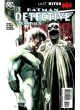Комикс 2009-02 Batman Detective Comics 851