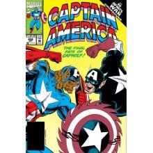 Комикс 1992-10 Captain America 408