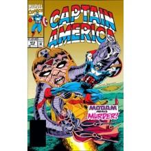 Комикс 1993-03 Captain America 413