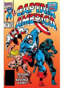 Комикс 1993-04 Captain America 414