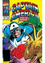 Комикс 1993-06 Captain America 416