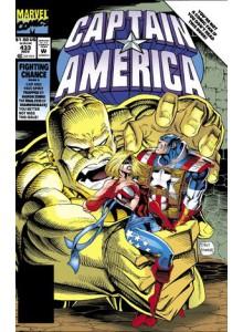 Комикс 1994-11 Captain America 433