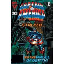 Комикс 1995-08 Captain America 442