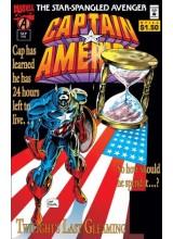 Комикс 1995-09 Captain America 443