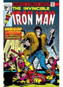 Комикс 1977-08 Iron Man 101