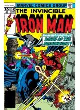Комикс 1977-09 Iron Man 102