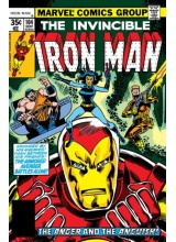Комикс 1977-11 Iron Man 104