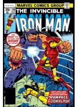 Комикс 1978-03 Iron Man 108