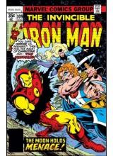 Комикс 1978-04 Iron Man 109