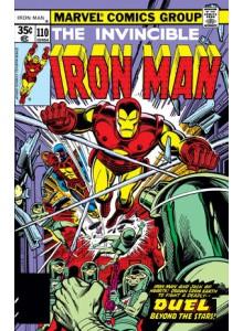 Комикс 1978-05 Iron Man 110