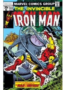 Комикс 1978-06 Iron Man 111