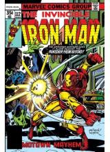 Комикс 1978-07 Iron Man 112