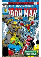 Комикс 1978-09 Iron Man 114