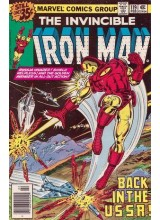 Комикс 1979-02 Iron Man 119