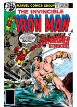 Комикс 1979-03 Iron Man 120