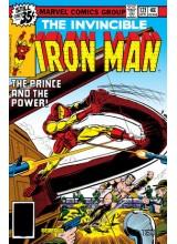 Комикс 1979-04 Iron Man 121