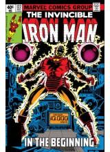 Комикс 1979-05 Iron Man 122