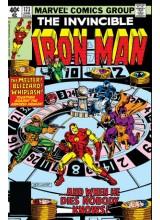 Комикс 1979-06 Iron Man 123